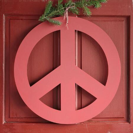 SUNDANCE PEACE SIGN