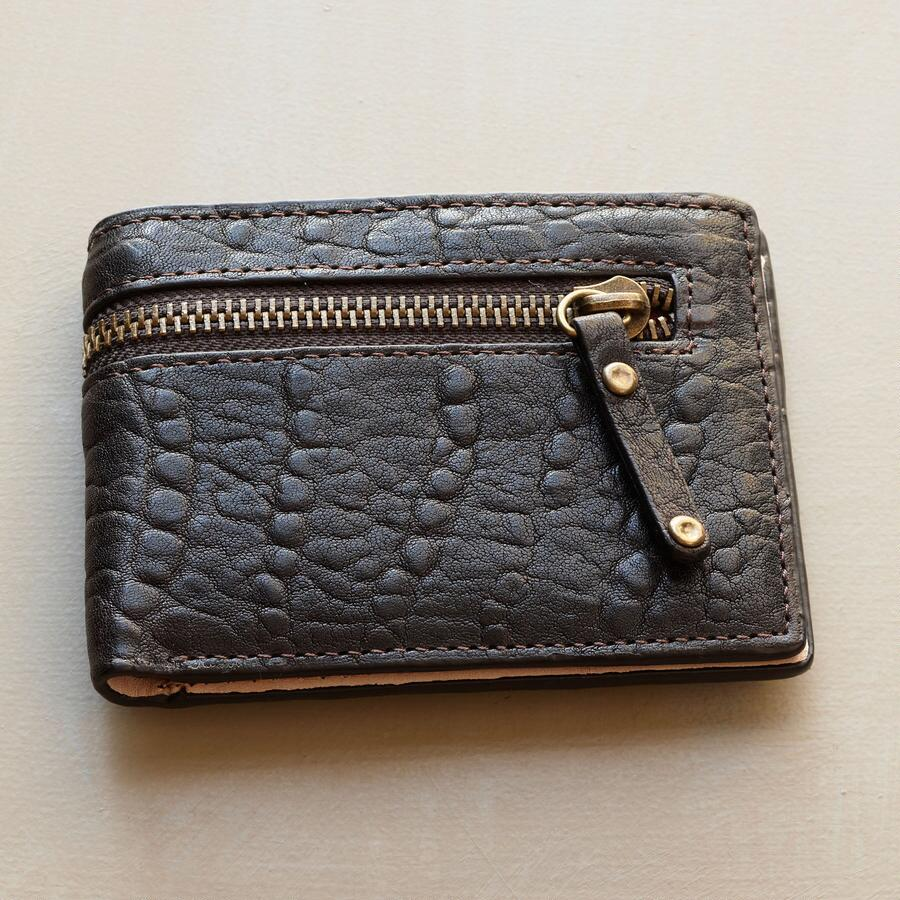 FORT BRAGG LEATHER WALLET