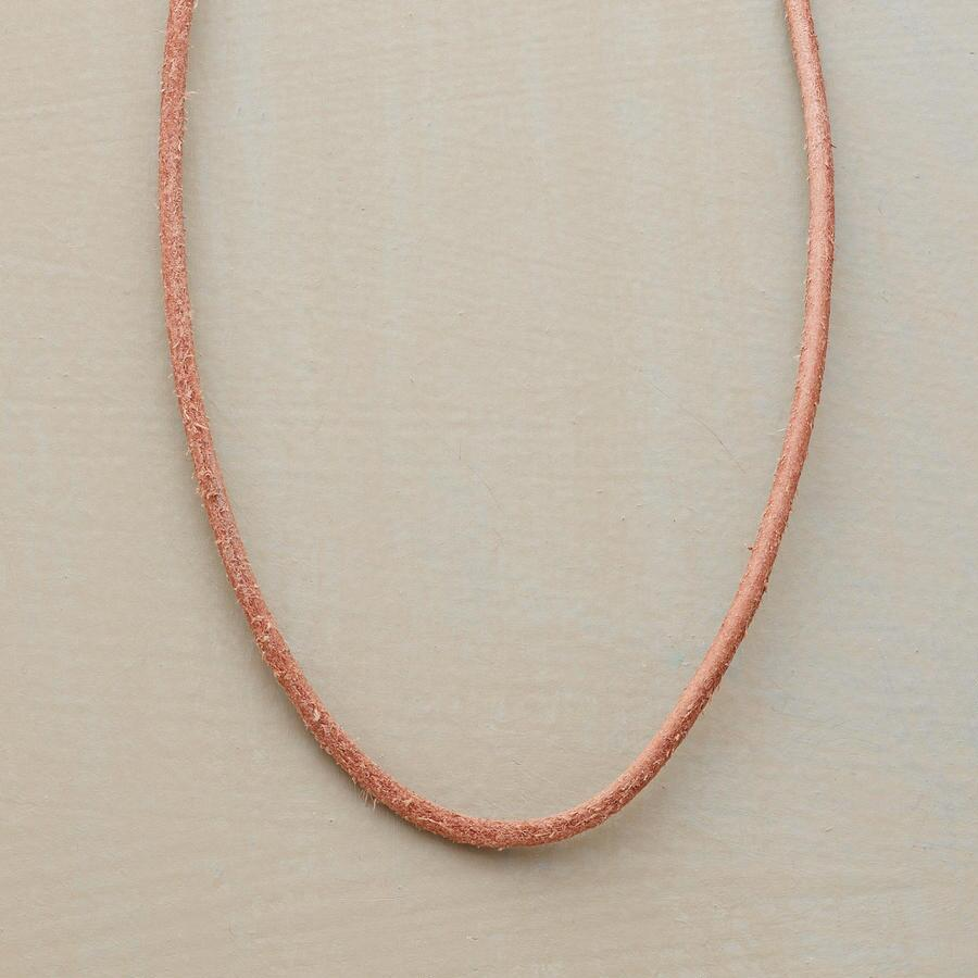 LEATHER NECKLACE STARTER