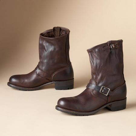 VINTAGE SHOE CO EASY ENGINEER BOOTS