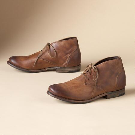VINTAGE SHOE CO FRANK CHUKKAS