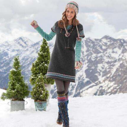 LAPLAND SWEATER DRESS