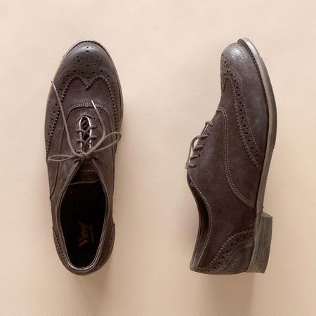 HARRY BROGUE SHOE