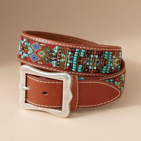 BEAD WEAVING BELT