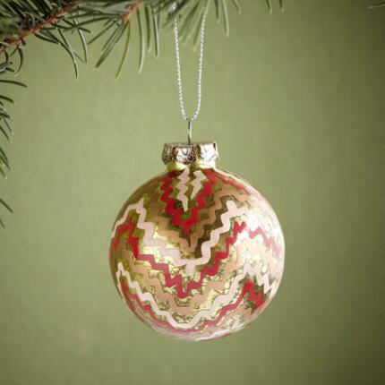 RICKRACK ORNAMENT