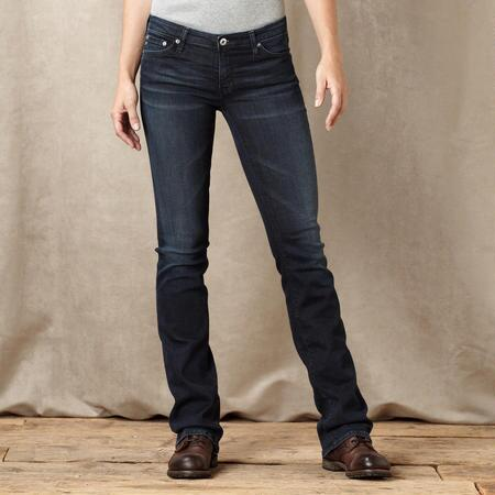 A G ANGEL BOOTCUT MAYFAIR JEANS