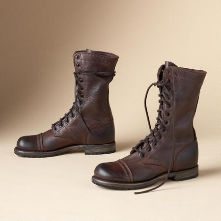 MOLLY MILITARY JUMP BOOTS