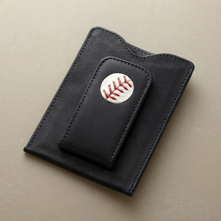 MAJOR LEAGUE BASEBALL WALLET