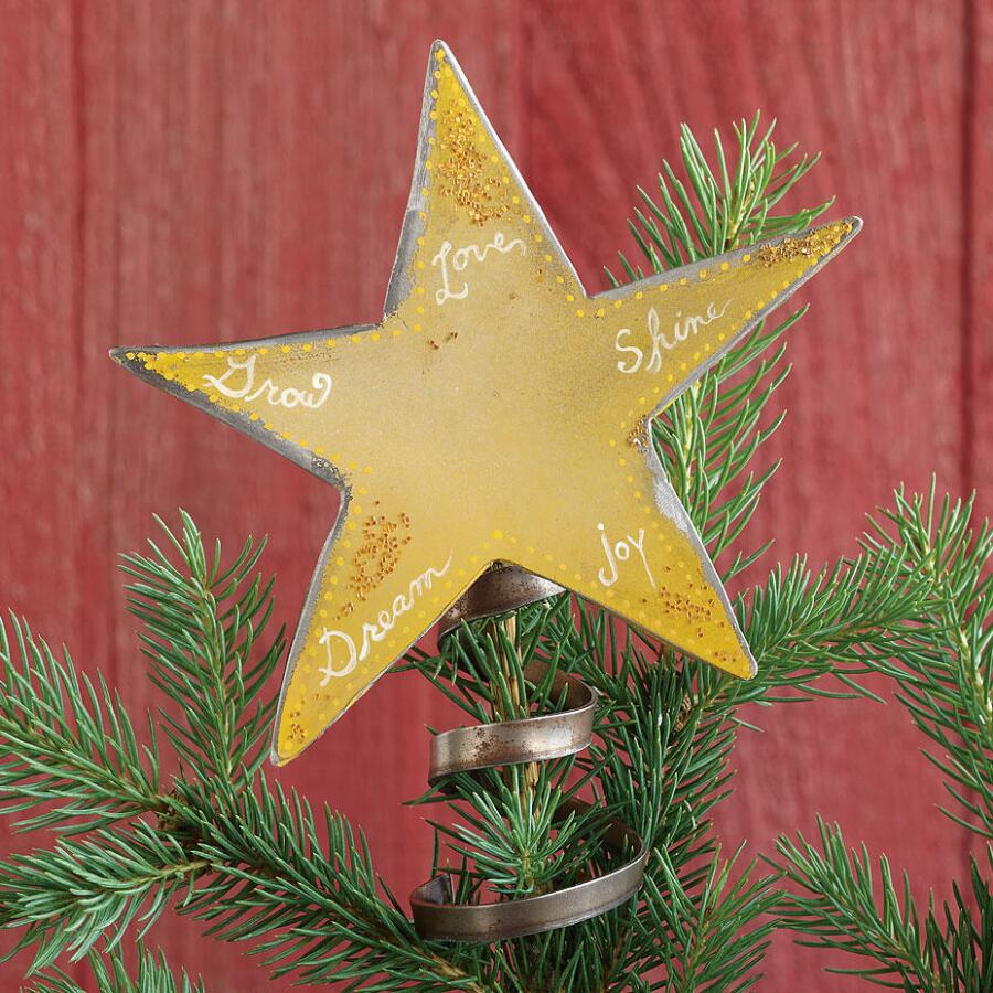 GOOD WISHES STAR