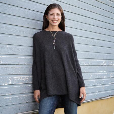 EASYGOING CASHMERE TUNIC