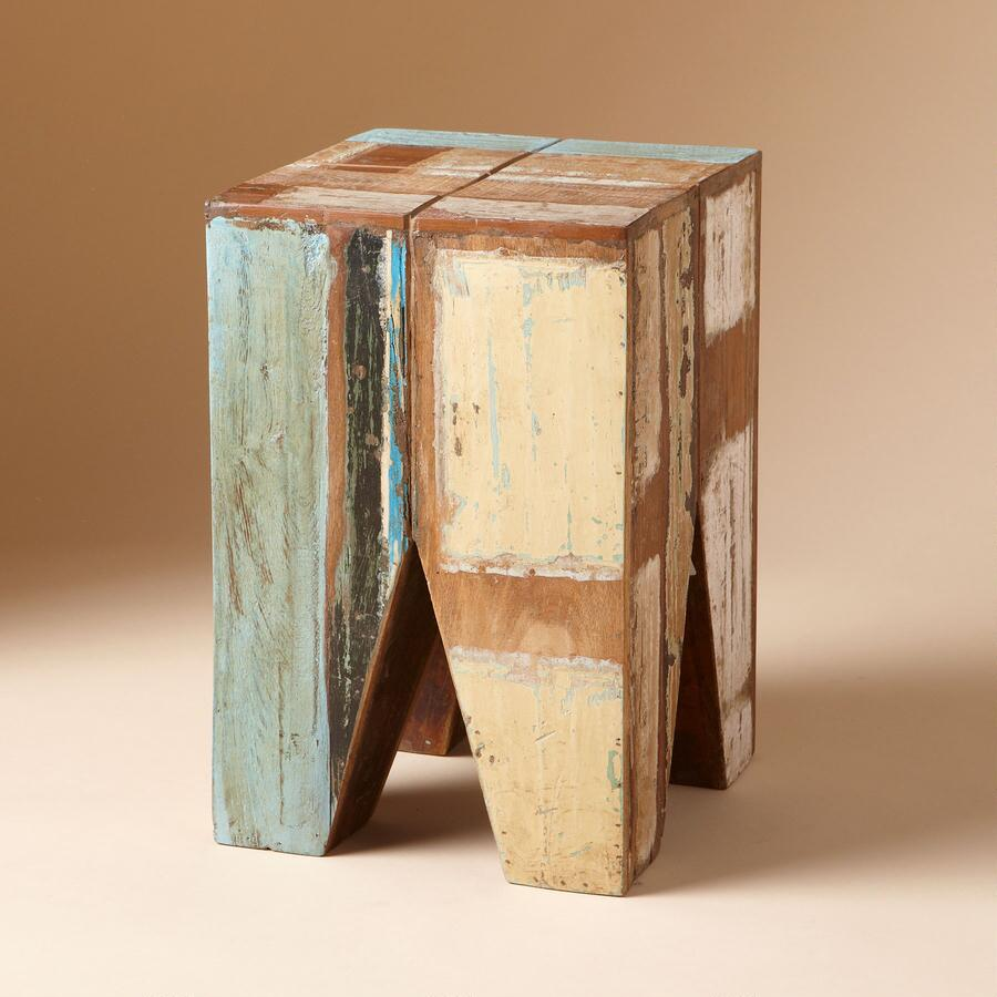 COLORFUL CUBE TABLE