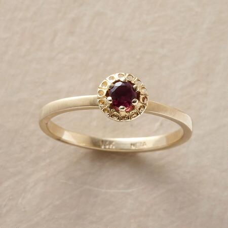 HEART OF PASSION RING