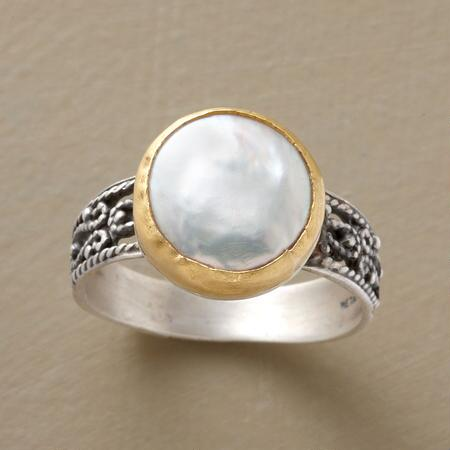 REACHING FOR THE MOON RING