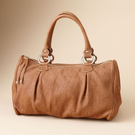 PLEATED PIETRA TOTE