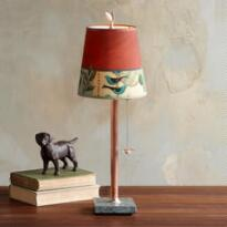 CAPRI TABLE LAMP BY JANNA UGONE