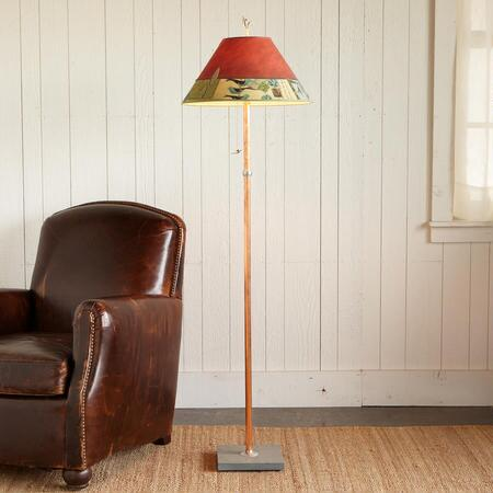 CAPRI FLOOR LAMP BY JANNA UGONE