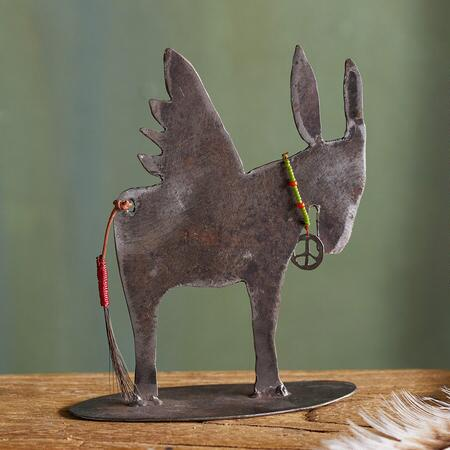 WINGED DONKEY OF PEACE
