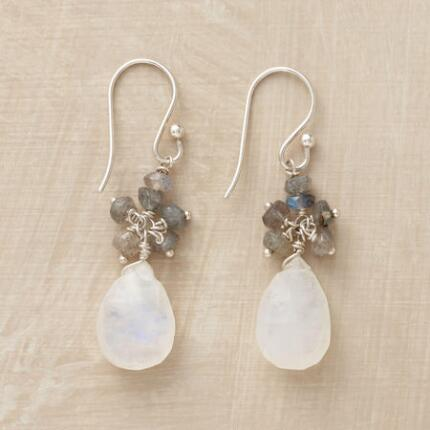 CLOUDS ABOVE THE MOON EARRINGS