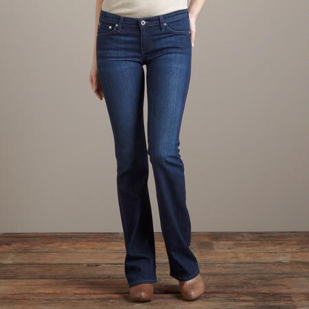 A G ANGEL BOOTCUT HOWL JEANS