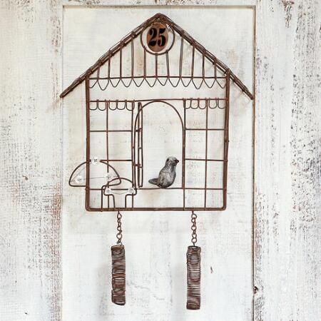 WIREWORKS CUCKOO WALL ART