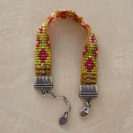 SUMMER SOLSTICE BEADED BRACELET