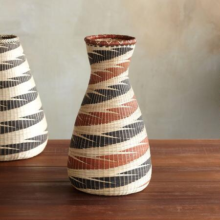 HANDWOVEN TALL NYANZA BASKETS