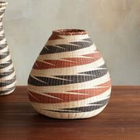 HANDWOVEN WIDE NYANZA BASKETS