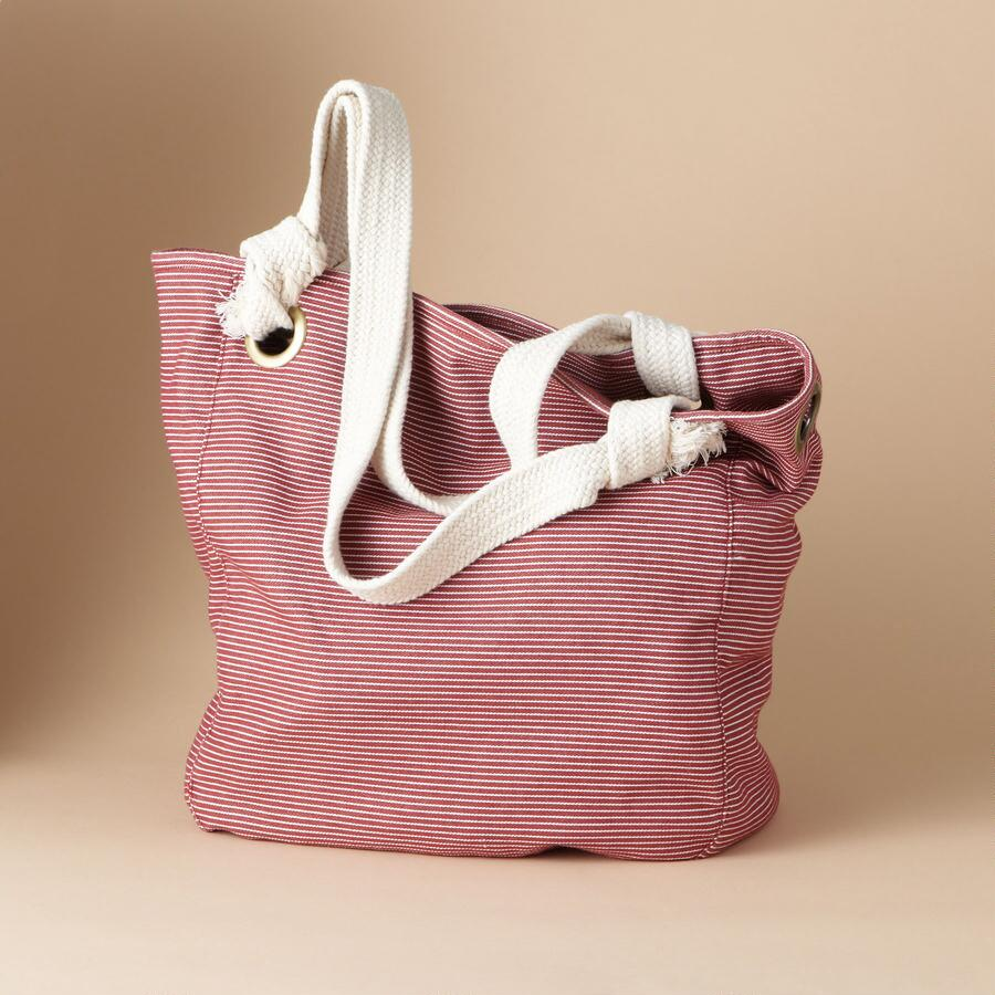 COMPASS ROSE TOTE