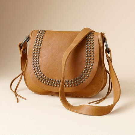 LUCK & GRACE LEATHER BAG