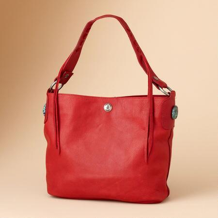 RED RIVER BUCKET BAG