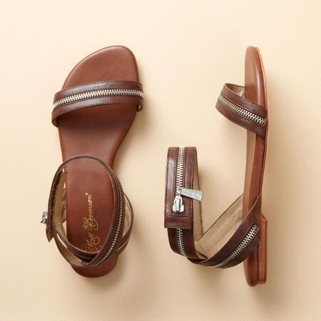 ZIPLINE SANDALS BY MATT BERNSON