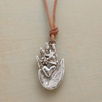 HEALING HAND NECKLACE