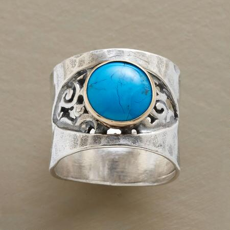 EYE OF THE STORM RING