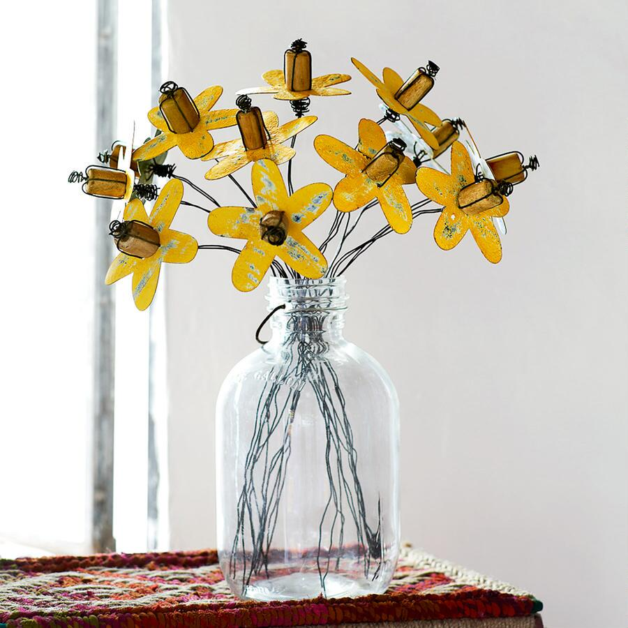 SUNFLOWER BOUQUET, SET OF 12