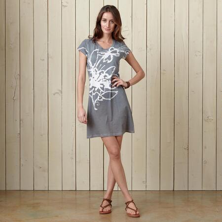 LUSH LILY T-DRESS