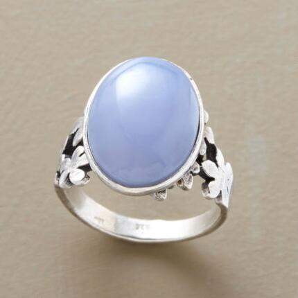BLUEFLOWER RING