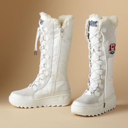 GREENLAND LACEUP BOOTS