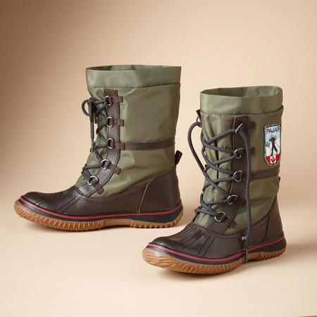 MOUNTAIN LOW BOOTS