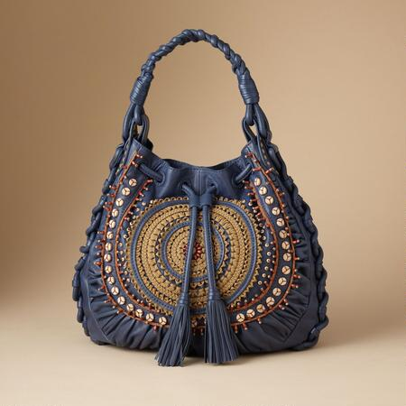 TRIBAL ARTISTRY BAG