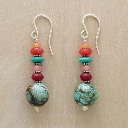 TROPICAL SUNSET EARRINGS