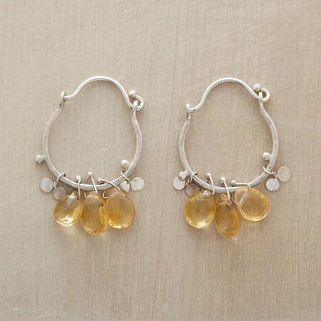 DROPS OF SUNSHINE HOOPS