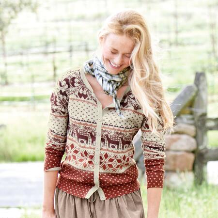 PARK CITY COTTON CARDIGAN
