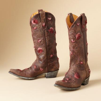 L-ABBY ROSE BOOTS
