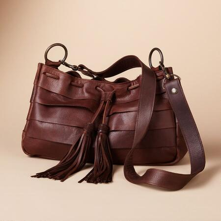 PECOS PLEAT BAG
