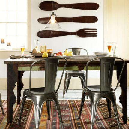 COUNTRY MANOR DINING TABLE
