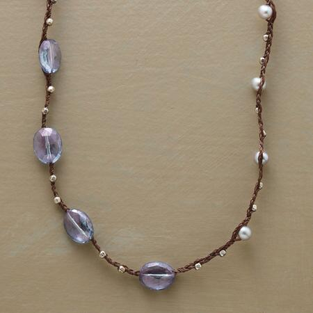 50-50 NECKLACE