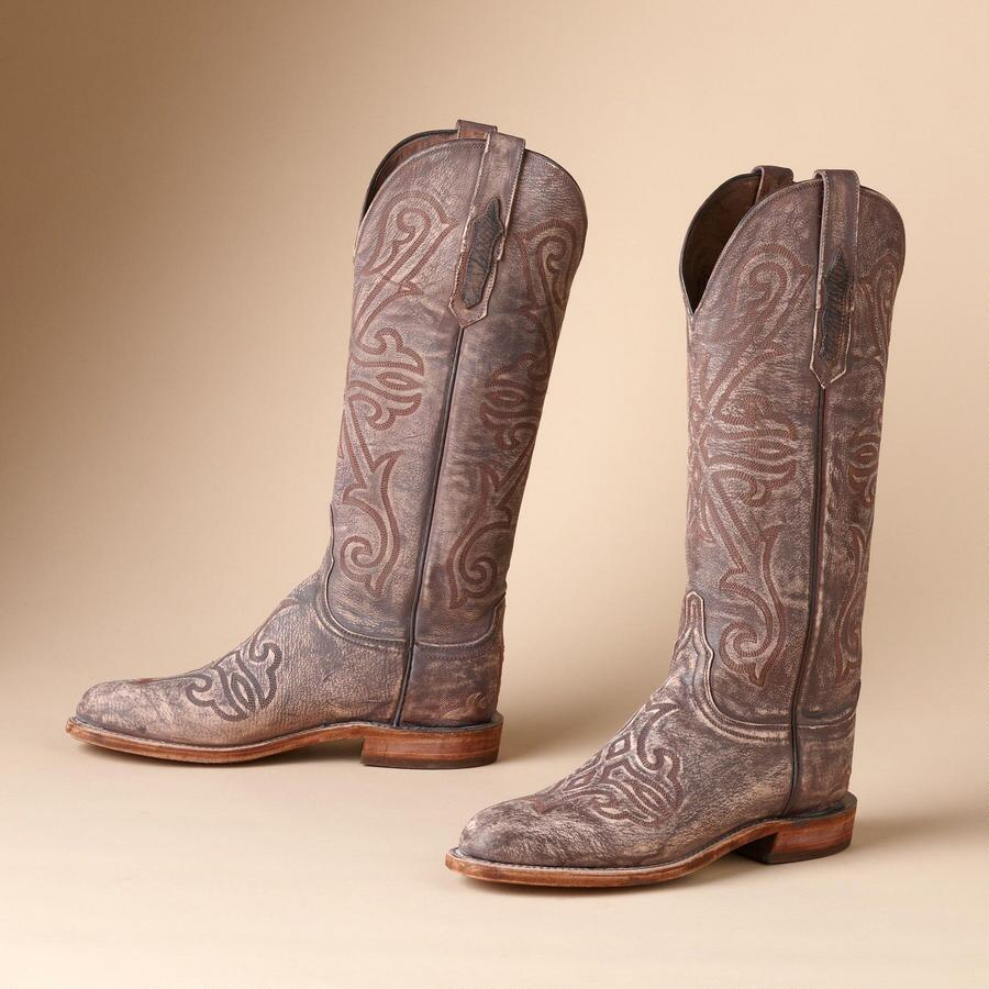LADY RANCHER BOOTS