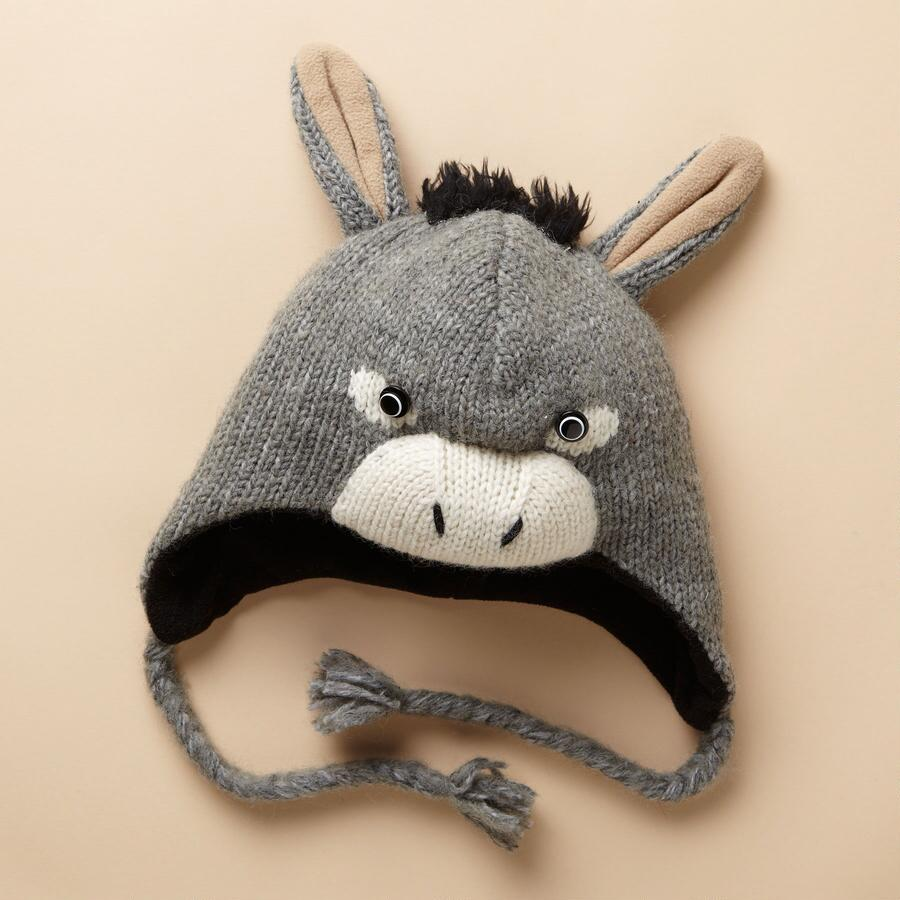 KIDS DONKEY HAT