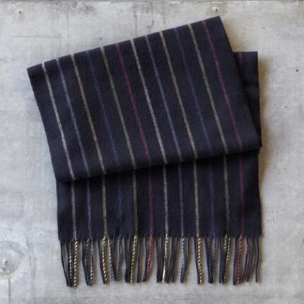 ALBERTO STRIP SCARF