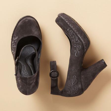 SILVANA SHOES BY BORN CROWN